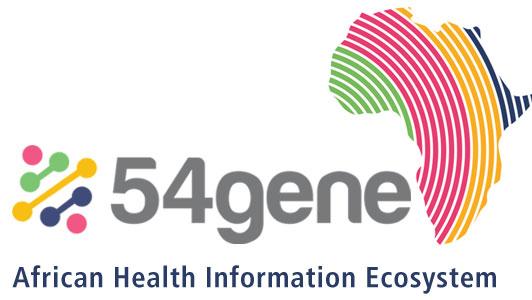 54 Gene Logo