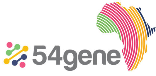 54Gene logo