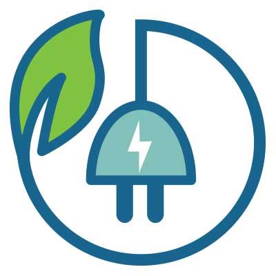 icon - greener energy